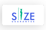 size guarantee